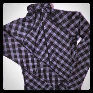 Nike Dri Fit half zip pullover